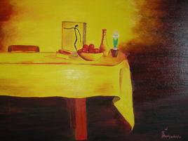 LA TABLE DE LA MOUETTE