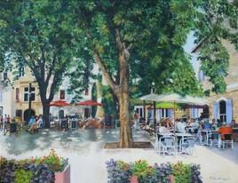 St Rémy, place Favier