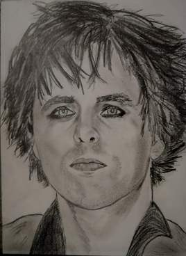 Billie Jo Amstrong. Green Day