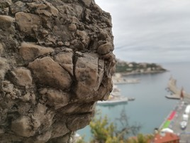 Sur les hauteurs de Nice