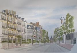 Saint Maurice, avenue de Verdun