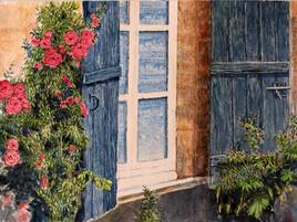 Fenêtre à ile Oleron