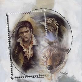 L'homme et le Loup