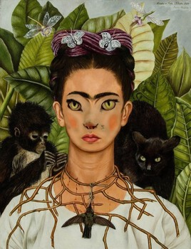 Mioumiou en Frida Kalho :)