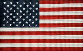 US Flag Happy Bears