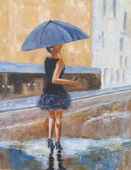 Il pleut sur la Havane