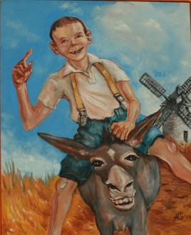 l'enfance de Don Quichotte