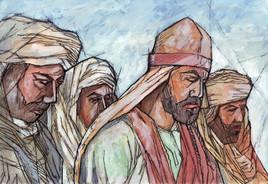 Guerriers arabes