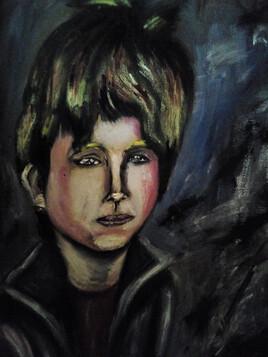 Autoportrait d'un peintre