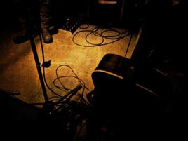rehearsal room