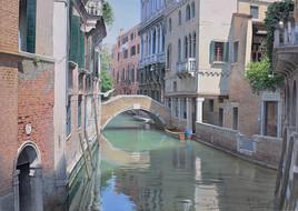 A l'ombre de Venise