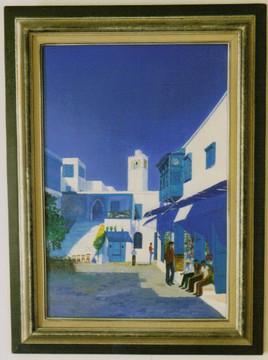 Café des Délices à Tunis