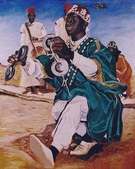 gnawi marocain
