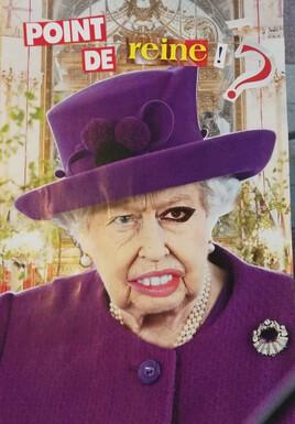 (dé)Collage royal