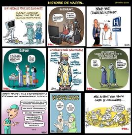 Histoire de vaccin..