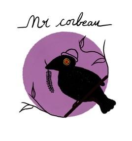 Monsieur corbeau 1