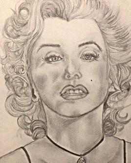 Iconic Marylin