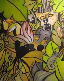 A.C.J - In The Jungle