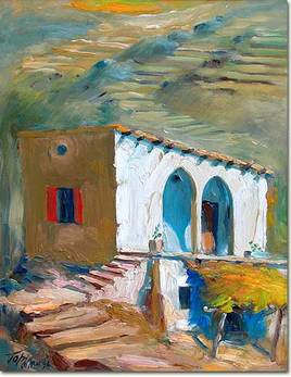 Maison dans la Montagne Libanaise