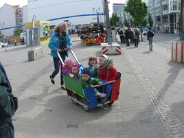 transport en commun à Berlin