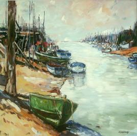 Port du Bec en Vendée