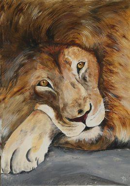 le lion de Lolo