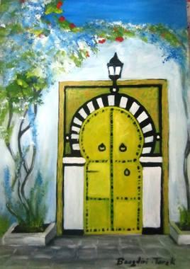 la porte de souk