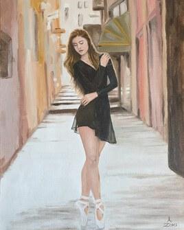 Ballerina / noir