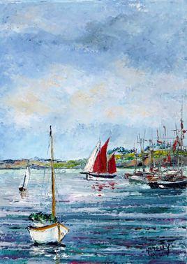 Fêtes maritimes à Douarnenez