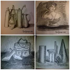 Mes premiers dessins