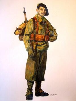CHASSEUR ALPIN NARVIK 1940