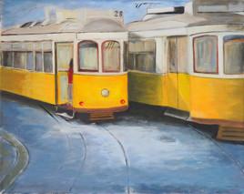 La ligne 28 ou le Tram de Lisbonne