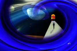 Univers. Conception numérique.