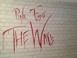 Peinture pink floyd