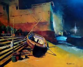 La barque espagnole
