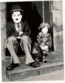 "Chaplin "" the Kid """