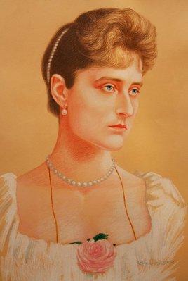 tsarine Alexandra