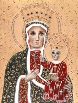 Virgen de Polonia