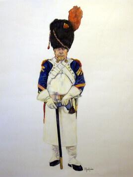SAPEUR 1er Empire