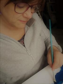 Studieuse !! Mon œil !!!