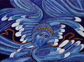 Séraphin Bleu