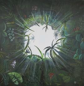 Forêt primaire la Réunion