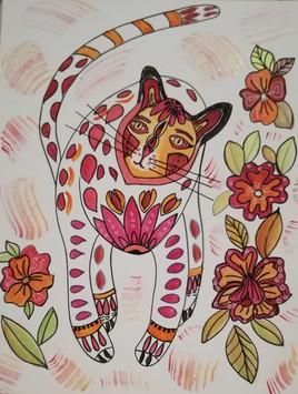 Chat panthère