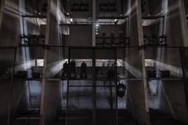 La salle Illgner, les caissons