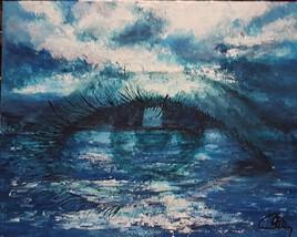La mer au fond des yeux