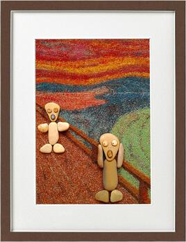 à la Munch