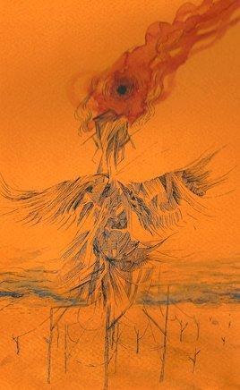 Oiseau Soleil