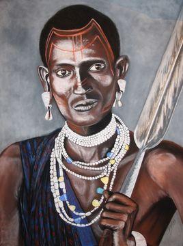 African tribu