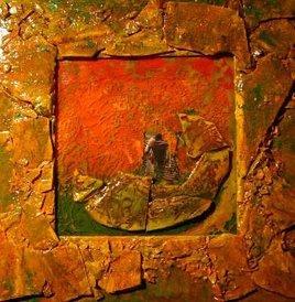 Passerelle (66 x 6 x 66 cm)