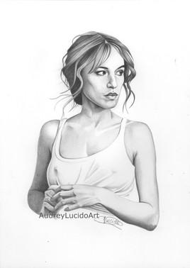 Portrait d'Elodie Fontan